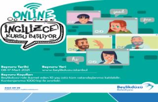 Beylikdüzü Belediyesi: Online İngilizce kurs kayıtları...