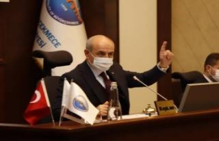 Büyükçekmece Belediyesi Mart ayı meclis toplantısını...