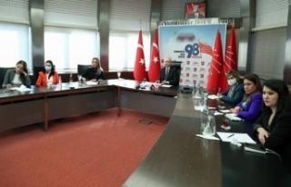 CHP Genel Başkanı Kemal Kılıçdaroğlu: 7 bölgeden...