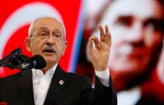 CHP Genel Başkanı Kemal Kılıçdaroğlu: Acı haberle...