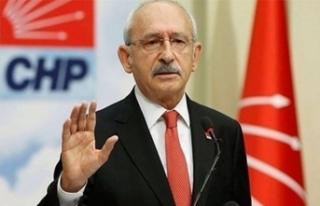 CHP Genel Başkanı Kemal Kılıçdaroğlu: Erdoğan'ı...