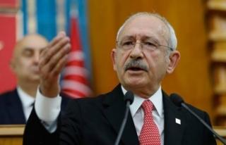CHP Genel Başkanı Kemal Kılıçdaroğlu: Önemli...