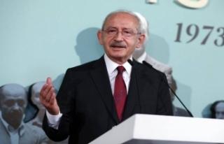 CHP Genel Başkanı Kılıçdaroğlu: Ahmet Vafık...