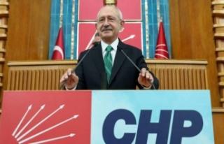 CHP Genel Başkanı Kılıçdaroğlu: Grup Toplantısı'nda...