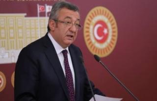 CHP'li Altay: Erdoğan halkın sağlığını...