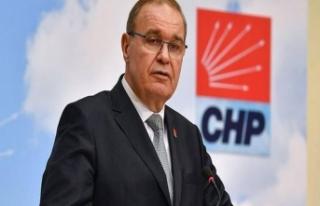 CHP Sözcüsü Faik Öztrak: Basın toplantısında...