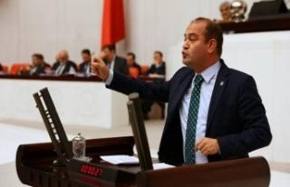 CHP'li Karabat: Cumhurbaşkanı yönettiği işsizlik...