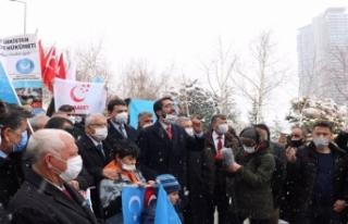 Çin Dışişleri Bakanı Türkiye ziyaretine büyük...