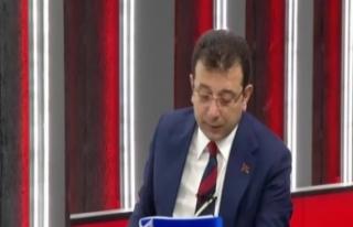 Ekrem İmamoğlu'ndan İBB'de AK Parti dönemindeki...