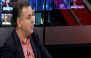 Gazeteci Barış Yarkadaş AKP'nin son oy oranını...