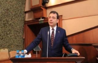 İBB Başkanı Ekrem İmamoğlu: 14 Mart Tıp Bayramı...