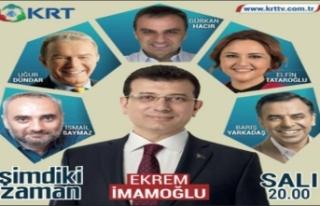 İstanbul Büyükşehir Belediye Başkanı Ekrem İmamoğlu:...