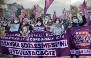İstanbul Sözleşmesi kalktı Ankara Sözleşmesi...
