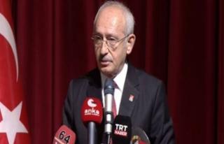 Kılıçdaroğlu'ndan flaş açıklama: Takım...
