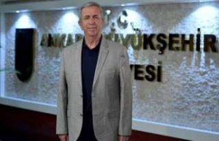 Mansur Yavaş'tan yeni kampanya: Yeşilin Başkenti...