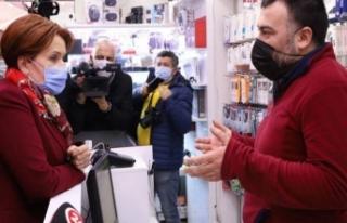 Meral Akşener Bitlis'ten gelen acı haber sonrası...