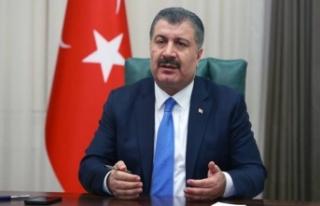 Sağlık Bakanı Fahrettin Koca'dan flaş açıklama:...
