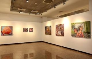 Sanatçı Zafer Dilekçi: Sanatsal üretimlerini Küçükçekmece'de...