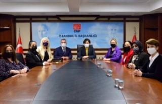 Türkiye Değişim Partisi İl Başkan Yusuf Polat...