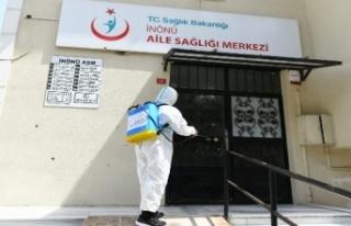 Başkan Bozkurt korona virüs ile mücadelede en başarılı...
