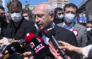 CHP Genel Başkanı Kılıçdaroğlu, Beylikdüzü'nde...