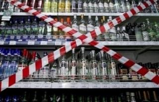 Esnaftan tam kapanmada alkol yasağı tepkisi