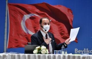 GÜRPINAR PLAN NOTU DEĞİŞİKLİĞİ OY ÇOKLUĞUYLA...