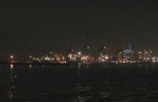 İstanbul'da sahil kesimlerinde hissedilen gaz...
