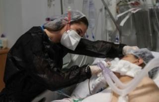 Koronavirüste en kritik hafta! 'Yoğun bakımlarda...