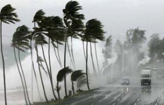 Meteoroloji uyardı: 'Batı kesimlerde kuvvetli...