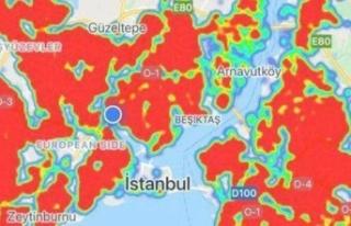 Türkiye'nin Vuhan'ı' İstanbul'da...