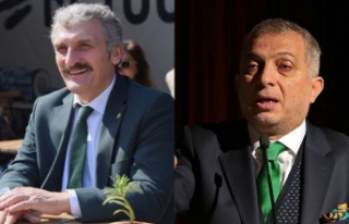 AKP'li Çamlı, Soylu yerine Külünk'e...