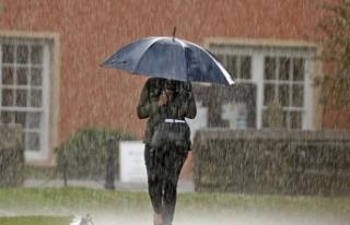 Cumartesiye dikkat! Meteoroloji'den yağış...