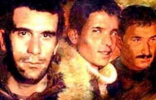 Devrim yolcusu üç fidan: Deniz Gezmiş ve arkadaşları...