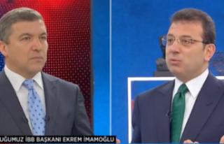Ekrem İmamoğlu'ndan Erdoğan'ın 'kayıp...