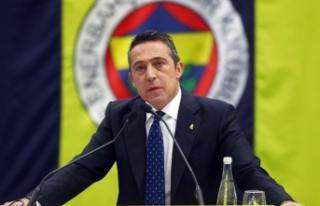 Fenerbahçe'de başkan Ali Koç, teknik direktör...