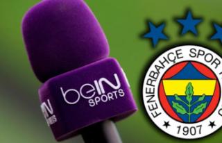 Fenerbahçe ile beIN Sports arasındaki gerginlik...