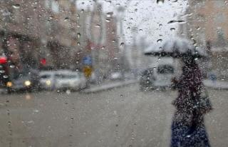 Meteoroloji'den sağanak uyarısı, 17 Mayıs...