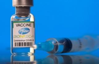 Sağlık Bakanlığı'ndan BioNTech aşısı...