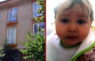 1 yaşındaki minik Lina, balkondan korkulukların...