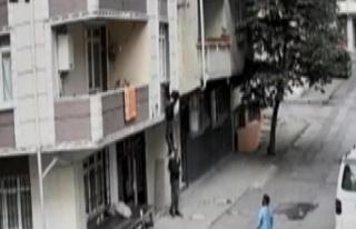 AVCILAR'DA BASTIĞI KİRİŞ KIRILAN HIRSIZ 2...