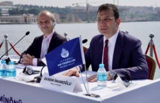 Ekrem İmamoğlu müjdeyi verdi: Aralık 2022'de...