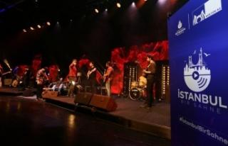 İBB duyurdu: Binlerce müzisyen 'İstanbul Bir...