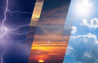 Marmara Bölgesi'nde bugün hava nasıl olacak?