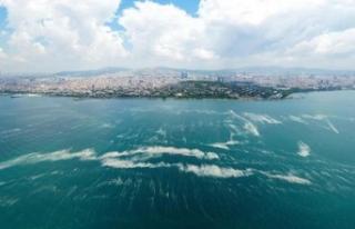 Marmara'da hidrojen sülfür tehlikesi! Denizdeki...