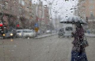 Meteoroloji'den bazı kentler için sağanak...