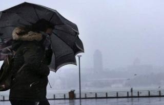 Meteoroloji'den yağış uyarısı! 10 Haziran...
