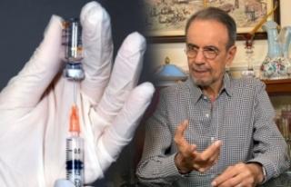 Prof. Dr. Mehmet Ceyhan'dan Sinovac aşısıyla...