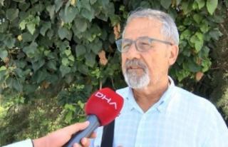 PROF. DR. NACİ GÖRÜR YEDİSU FAYI ÜZERİNDE DE...