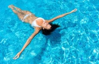 Tatile gidecekler dikkat: İşte deniz ve havuzdaki...